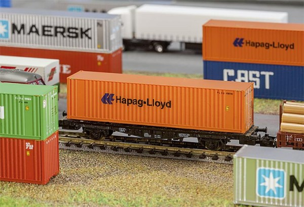 40' Hi-Cube Container Hapag-Lloyd