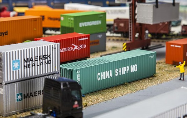 40' Container CHINA SHIPPING