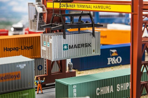 20' Container MAERSK