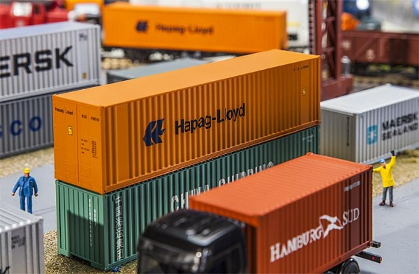 40' Hi-Cube Container Hapag Lloyd