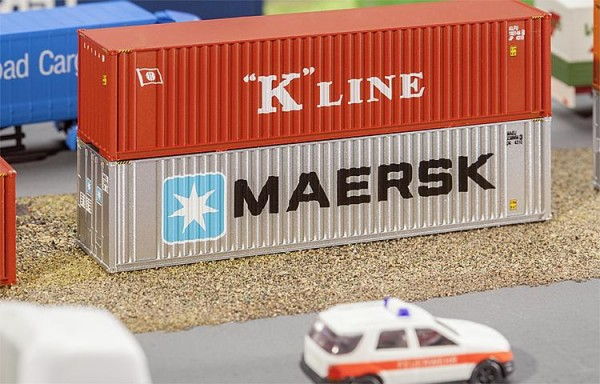 40' Hi-Cube Container MAERSK