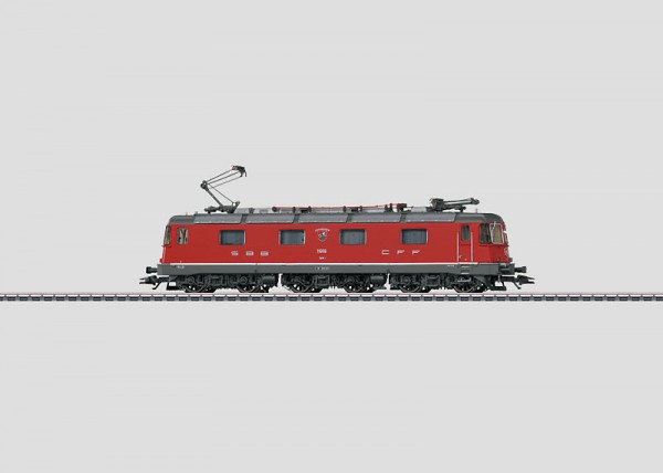 Elektrolokomotive Serie Re 6/6, SBB