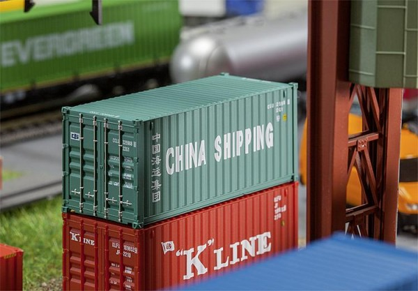 20' Container CHINA SHIPPING