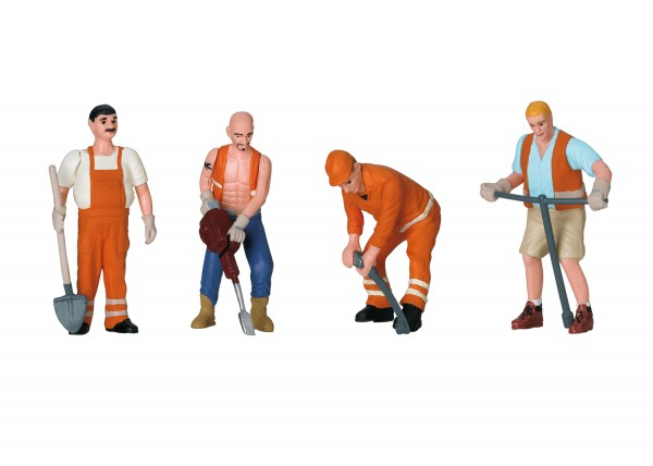 Figuren-Set Arbeiter