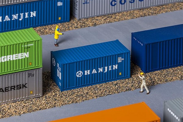 20' Container HANJIN